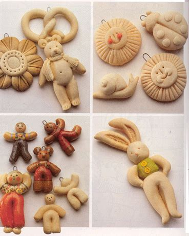 classic salt dough recipe for christmas ornaments 30 salt dough crafts for ted s