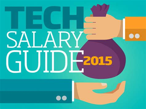 Network Support Technician Salary by Tech Salary Guide For 2015 Cio