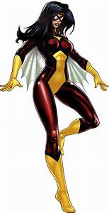 Marvel Avengers Alliance Spider Woman by ratatrampa87 on ...