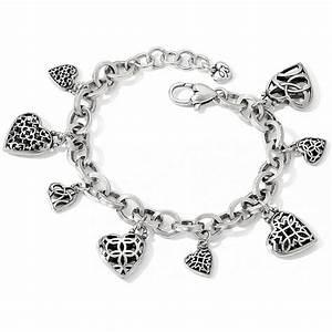 limitless heart limitless heart charm bracelet bracelets With bracelet
