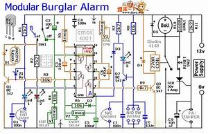 Ats Anti-thief System Circuit Diagram - Basic Circuit - Circuit Diagram
