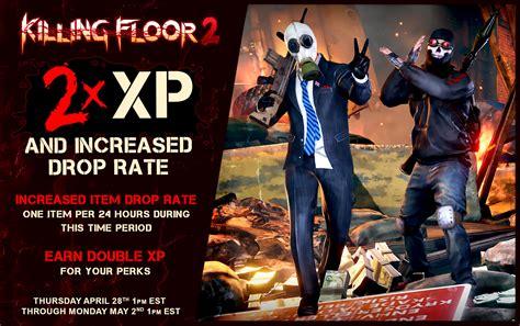 killing floor 2 xp news all news