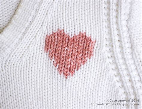 Duplicate Stitch · How To Knit · Yarncraft On Cut Out + Keep