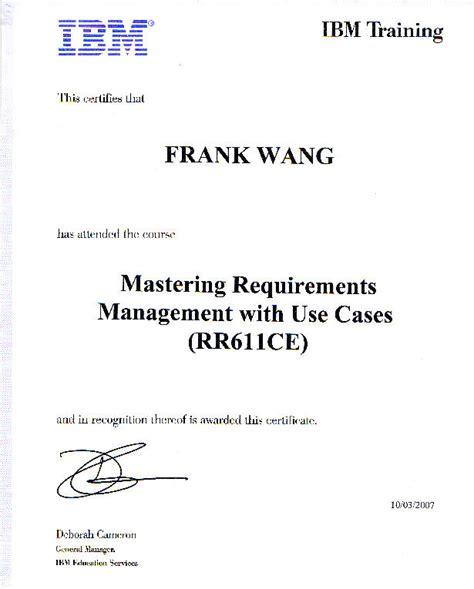 Datapower Admin Resume by Ibm Certificates