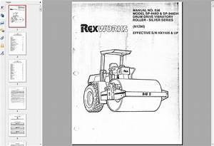 Free Automotive Manuals  Rexworks Model Sp