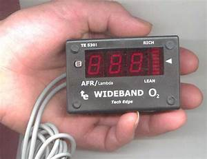 Air Fuel Ratio Meter Diy