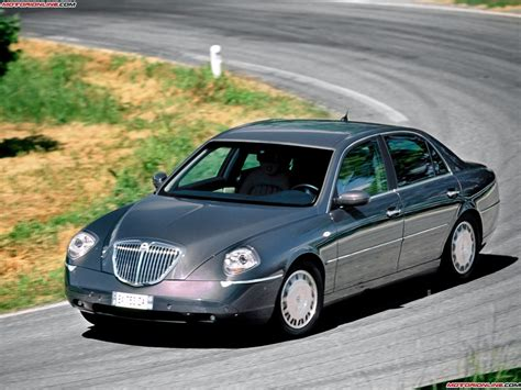 Lancia Thesis 2003 Review Amazing Pictures And Images