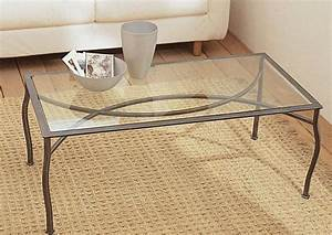 glass and metal coffee table sets With glass and metal coffee table sets