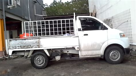 Suzuki Mega Carry by Review Suzuki Mega Carry 1 5 Tahun 2012 Single Cab