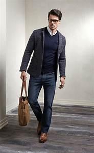 Casual Business Look Herren : smart casual look was ist beim dresscode zu beachten ~ Frokenaadalensverden.com Haus und Dekorationen