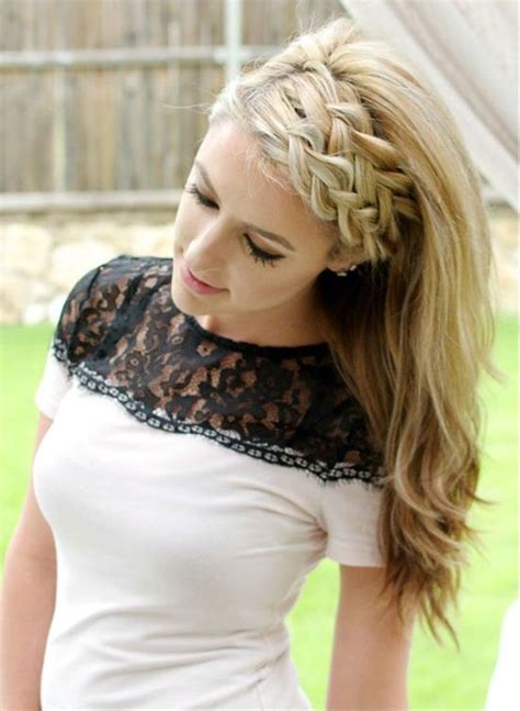hair style image 25 best ideas about braids on hair plaits 7383