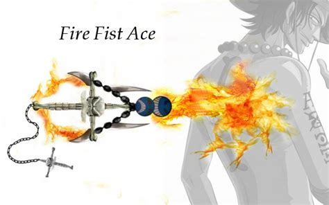 Fire Fist Ace By Onyxchaos On Deviantart