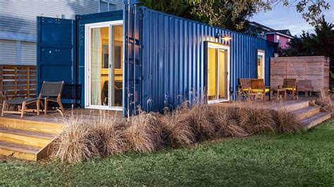 Shipping Container Homes by See Inside This Tiny Home Made Out Of A Shipping Container