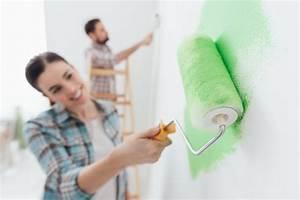 Welche Wand Farbig Streichen : wand streichen welche farbe bietet sich an ~ Orissabook.com Haus und Dekorationen