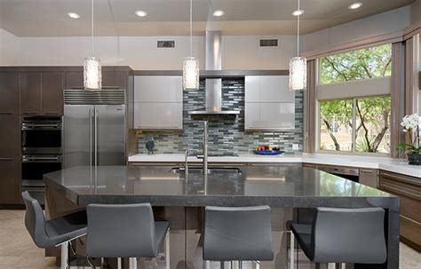 cool blue contemporary  modern   legacy kitchens news