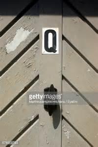 Letter Photography Q