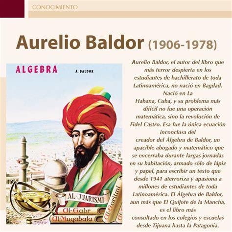 Baldor is one of the algebra most commonly used by. Algebra de baldor y solucionario