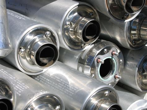 Free Motorcycle Exhaust Pipes Stock Photo