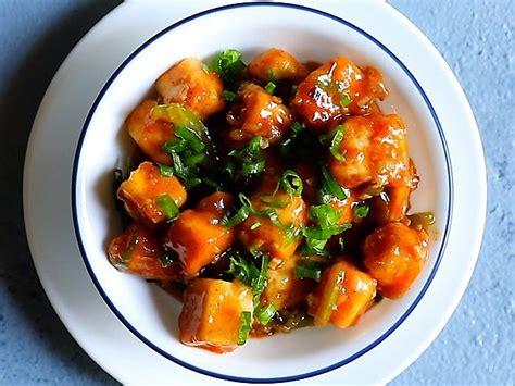 chilli paneer restaurant style recipe    chilli