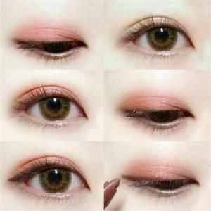 Maquillage Yeux Tuto : tout ce qu 39 il faut savoir sur le bon maquillage asiatique ~ Nature-et-papiers.com Idées de Décoration