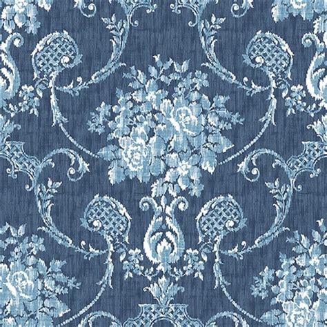 pink rug 2702 22748 winsome blue floral damask wallpaper
