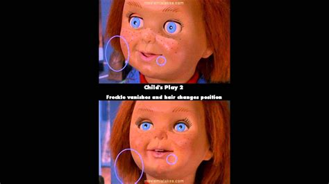 childs play  mistakes youtube