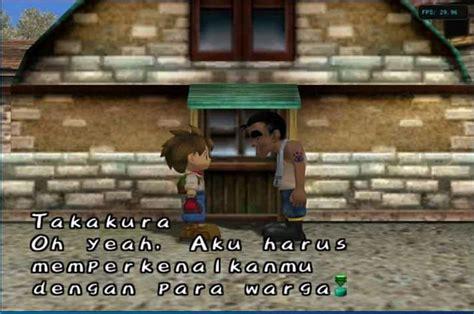 Tips cara cepat mendapatkan uang harvest moon a wonderful. Download Harvest Moon A Wonderful Life Bahasa Indonesia ...