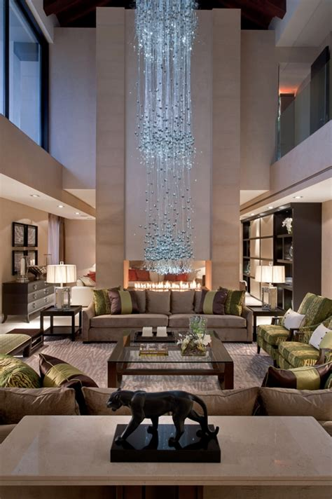beautiful modern homes interior luxury chandeliers for living room