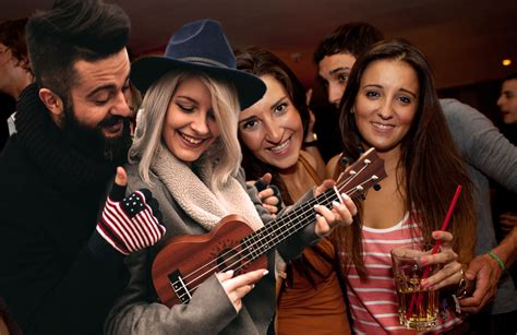 Polyamory is the capability or desire to be in a relationship with more than one person at once. Polyamorous Guy Who Brought Ukulele to Party Explains Feminism to Young Women