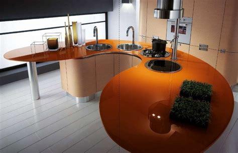 cercle de cuisine îlot de cuisine au design revisité selon les tendances