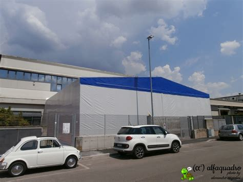 Capannone In Pvc by Capannone Industriale In Pvc Mobile Su Ruote Firenze