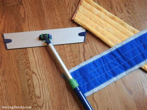 clean hardwood floors   water  dandy
