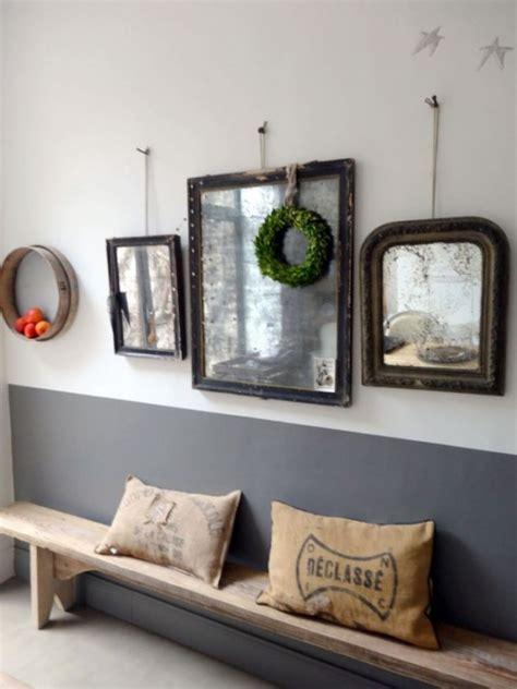 canapé d angle couleur chocolat décoration couloir 25 idées géniales à découvrir