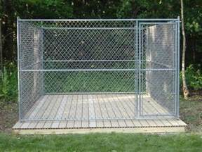 outdoor kennel building a platform in endearing dog kennel