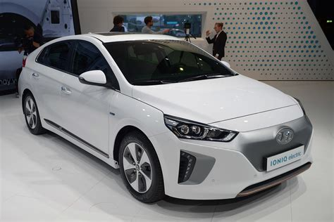 Hyundai Ioniq  Reviews, Prices, Ratings With Various Photos