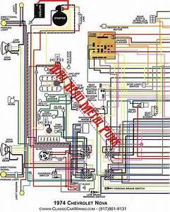 Chevy Nova Wiring Diagram1974 Wiring Diagram By