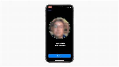 Face Iphone Scan Step Annoyance Steps Circle