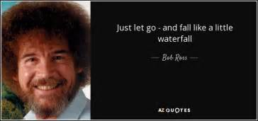 And Fall Like A Little Waterfall