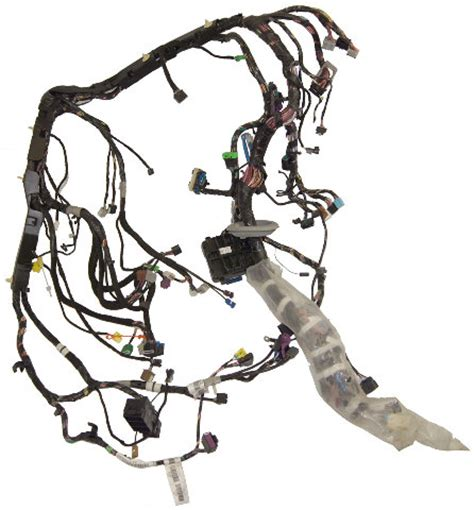 Hummer Suv Sut Dash Chassis Wiring Harness
