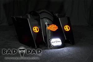 Bad dad custom bagger parts for your stretched