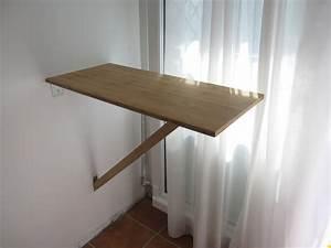 Petite Table Pliante : petite table murale pliante les tribulations d 39 un astronome ~ Teatrodelosmanantiales.com Idées de Décoration