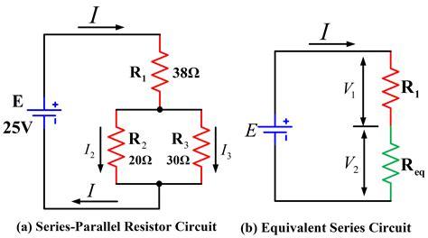 Series Parallel Circuit  Series Parallel Circuit Examples  Electrical Academia