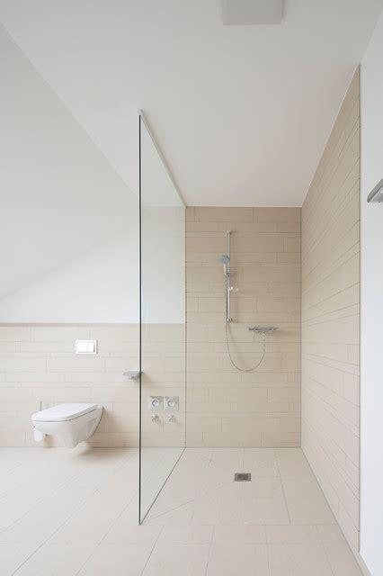 fliesen abdichten dusche nachträglich h 7 minimalistisch badezimmer hamburg architekten nbb vahle partner