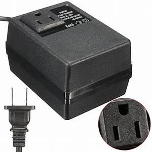 Ac 220v  240v To Ac 110v  120v 200w Electronic International