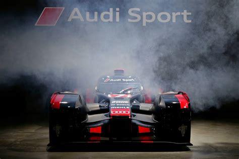 2018 Audi R18 E Tron Quattro Le Mans Prototype Is Against