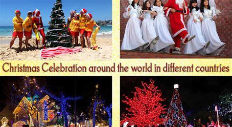 christmas celebration   world