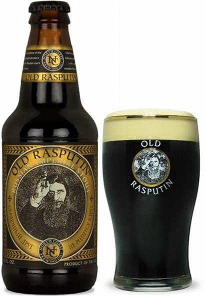 Stout Rasputin Imperial Russian Coast North Beer