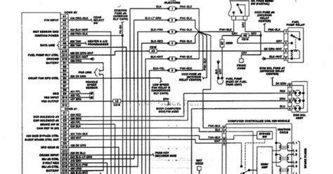 Buick Reatta Wiring Diagram All About Diagrams
