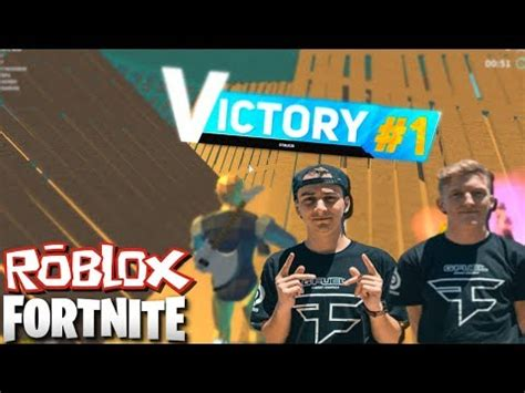 roblox fortnite outtfue  cloakzy  strucid youtube