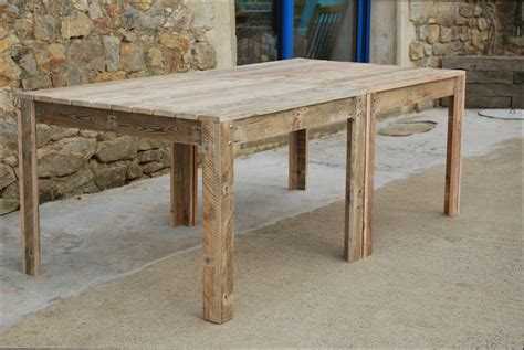 fabriquer une table en bois meilleures images d inspiration pour votre design de maison